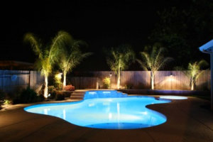 Exterior Home and Landscape Lighting