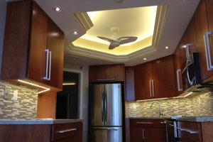 Specialty Interior Lighting Installation